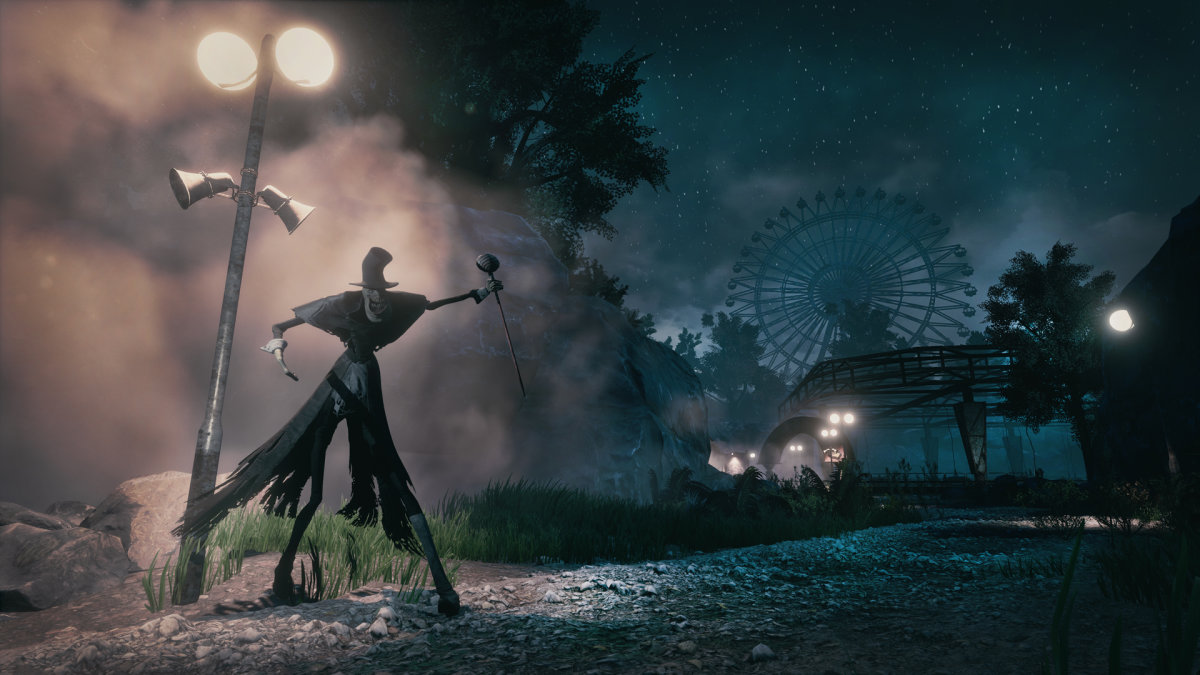 The Park Screenshot 5 1080 Terrifying Horror Game The Park Gets PS4/Xbox One Release Date