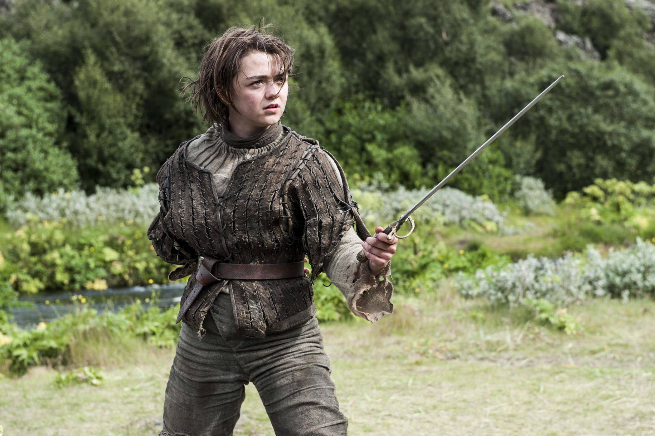 arya GoT's Maisie Williams Explains Why We Should Stop Using The Word Feminist