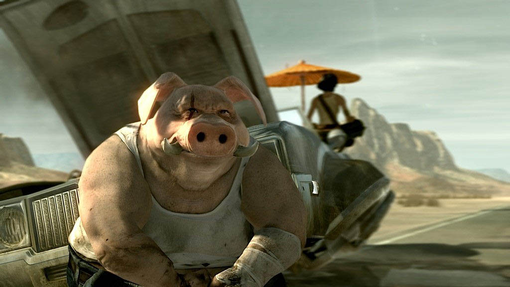 More Evidence That Beyond Good & Evil 2 Is Coming beyondgoodandevil2rayman