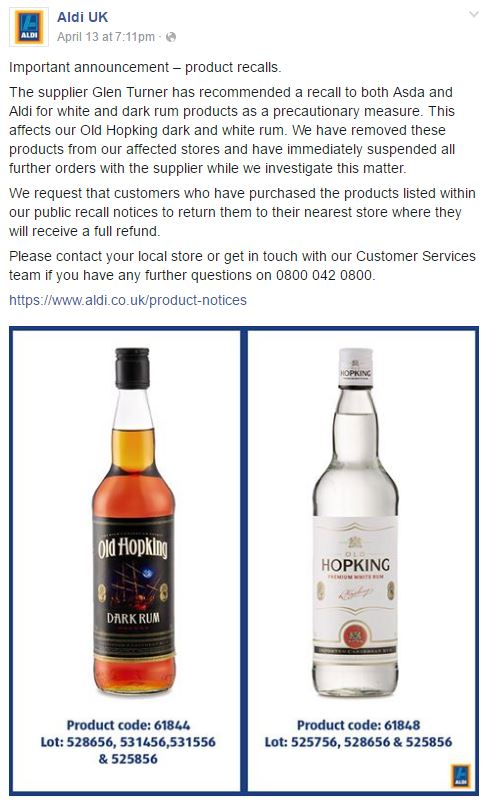 capture1 Check Your Cupboards, You Definitely Dont Want To Accidentally Drink This Rum