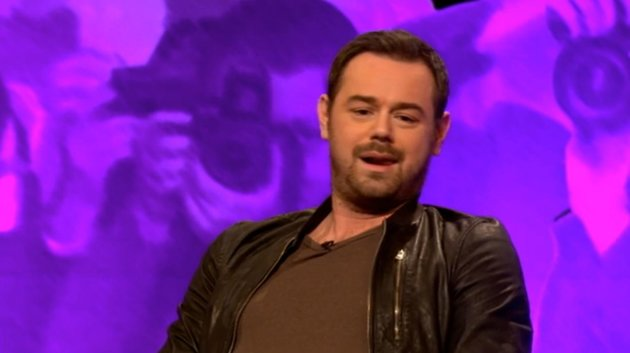 Danny Dyer Just Made A Ballsy Move In Front Of Holly Willoughby On TV