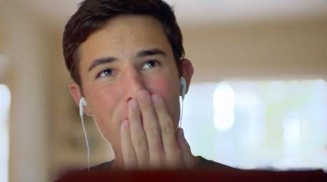 dillan5 Powerful Video Shows How Technology Changed This Autistic Teens Life