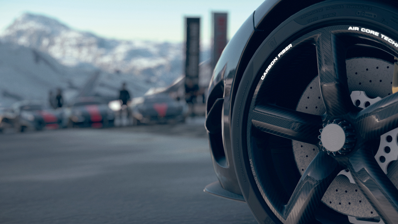 Driveclub Might Be Getting A VR Edition drive club 2