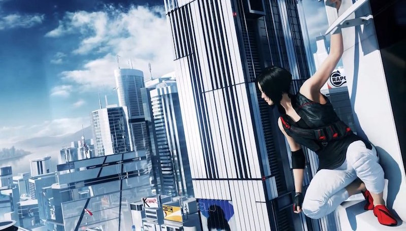 faith mirrors edge catalyst beta ea The 10 Greatest Xbox 360 Games Of All Time