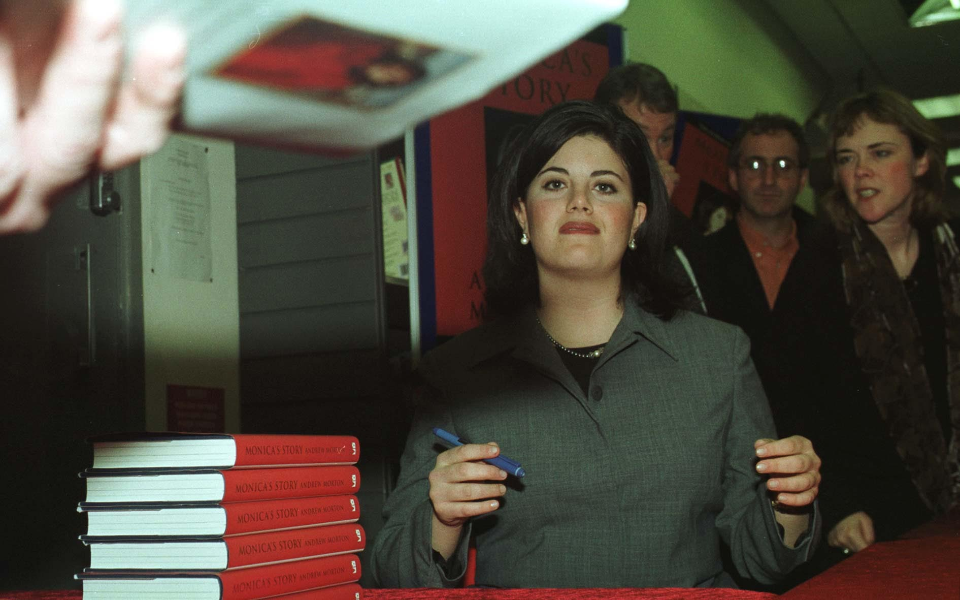 lewinsky2 Monica Lewinsky Speaks Out About Clinton Sex Scandal And The Trauma It Caused