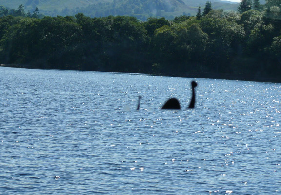 Legendary Loch Ness Monster Found At The Bottom Of Lake