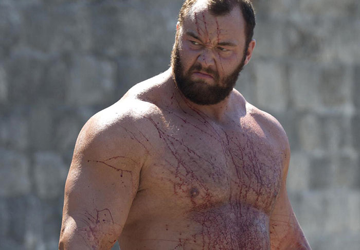 mountain The Mountain Reveals Monster Diet Plan Ahead Of Worlds Strongest Man