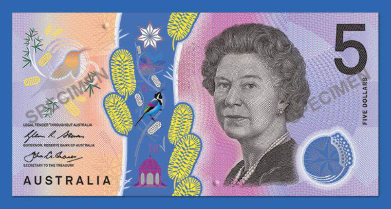 note1 Australia Has A New $5 Note And People Are Outraged