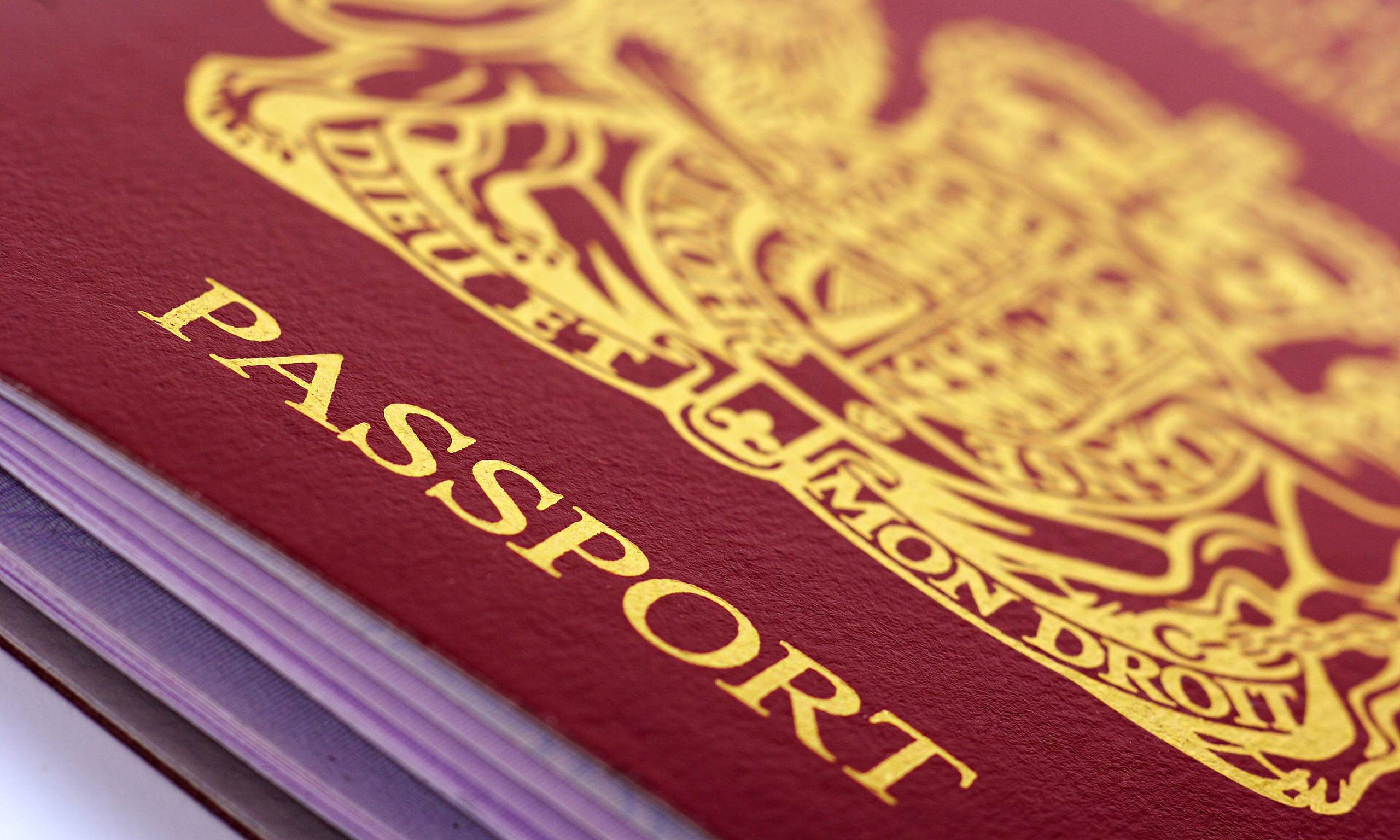 New Technology Means Passports Could Soon Be A Thing Of The Past passport1