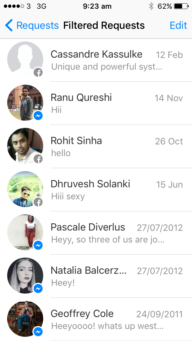 phone4 Facebook Messenger Has Been Hiding Your Messages