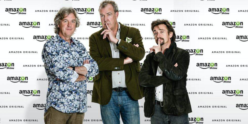 prime Jeremy Clarkson Looks F*cked Up After His Most Dangerous Stunt Yet