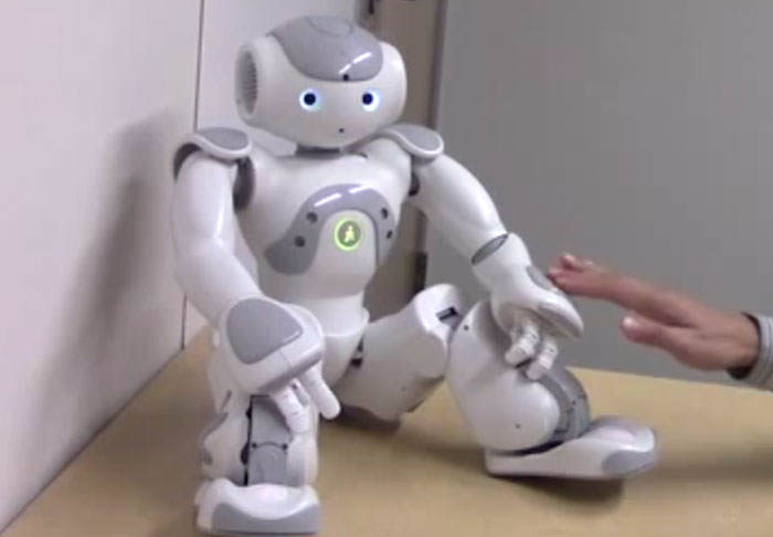 Apparently People Are Getting Turned On By This Robots Bum robot1 1