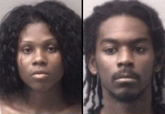 suspect 1 Sh*t Escalated Quickly After This Couple Were Given The Wrong Chicken Wings