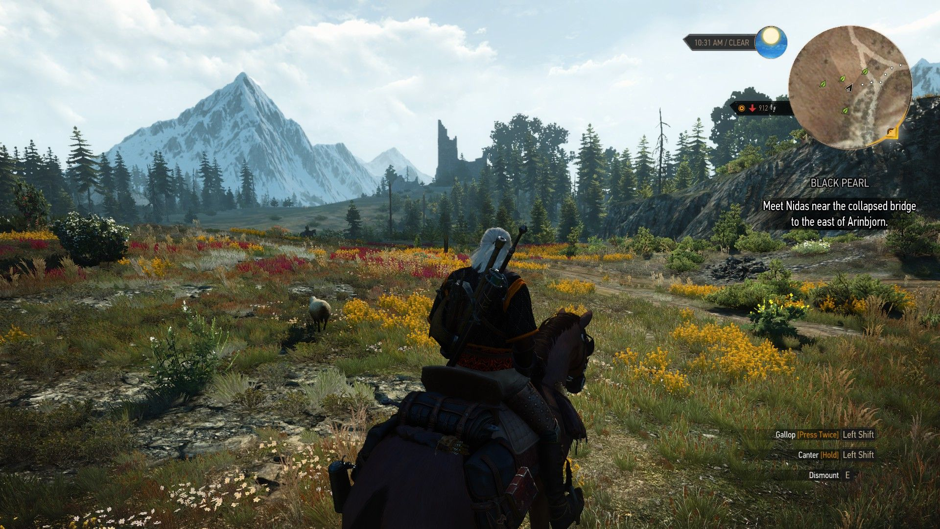 witcher3pc 05 Cyberpunk 2077 Could Blow Witcher 3 Out Of The Water, Dev Says