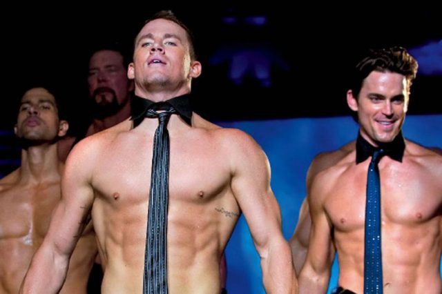 1 magicmike gall 640x426 New Study Reveals The Celebs We Masturbate To Most