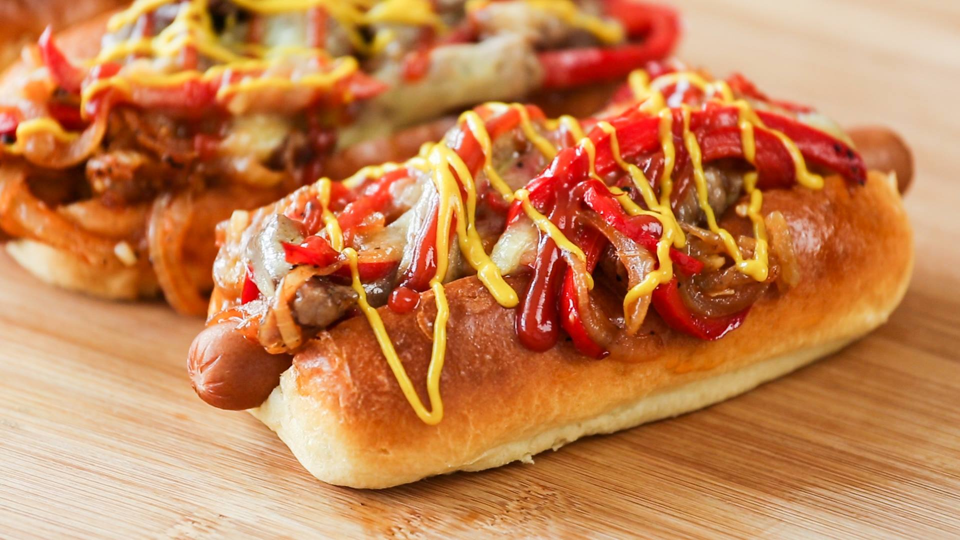 13247754 10154124023989361 5754164824392605826 o Heres How You Make Philly Cheese Steak Dogs