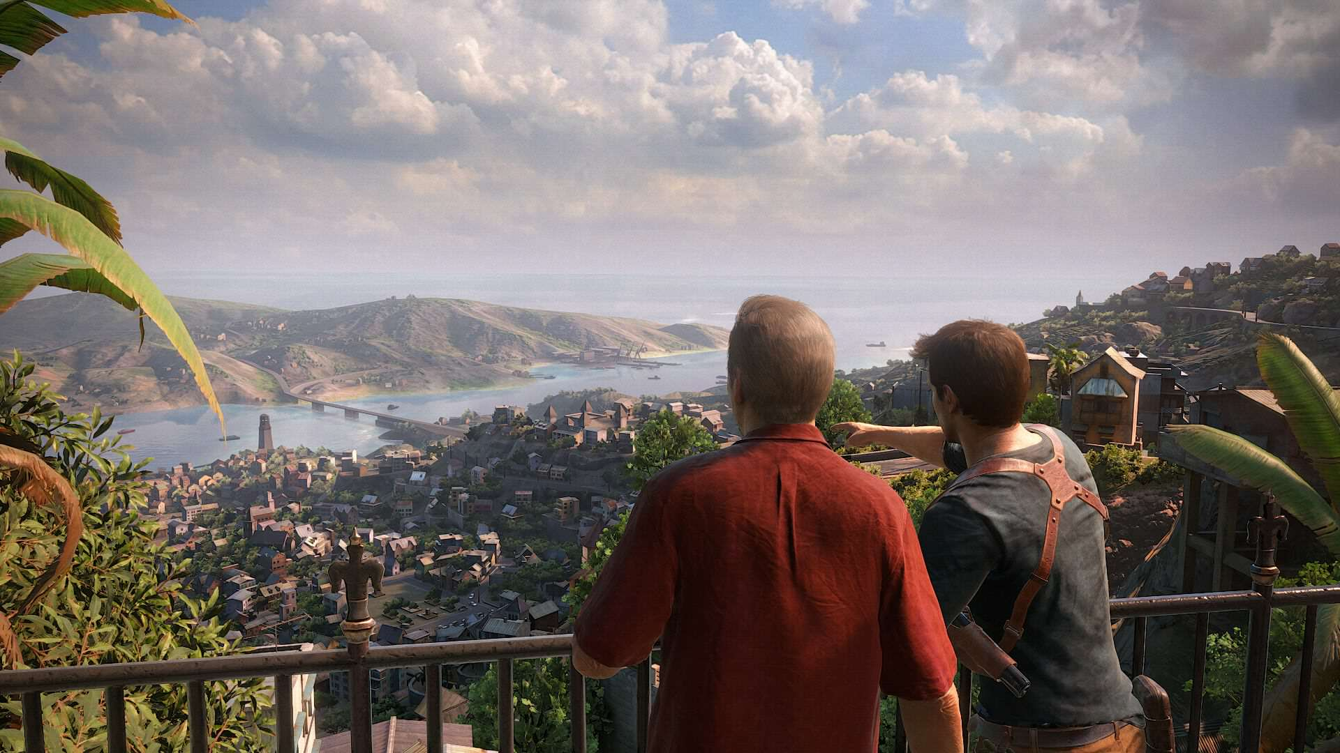 19079262951 9e86e79f9c o.0 How One Disabled Player Inspired Uncharted 4s Accessibility Options