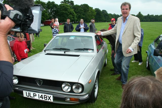 2541897647 0e383cd960 o 640x426 New Top Gear Host Chris Evans Defends TV Rival Jeremy Clarkson