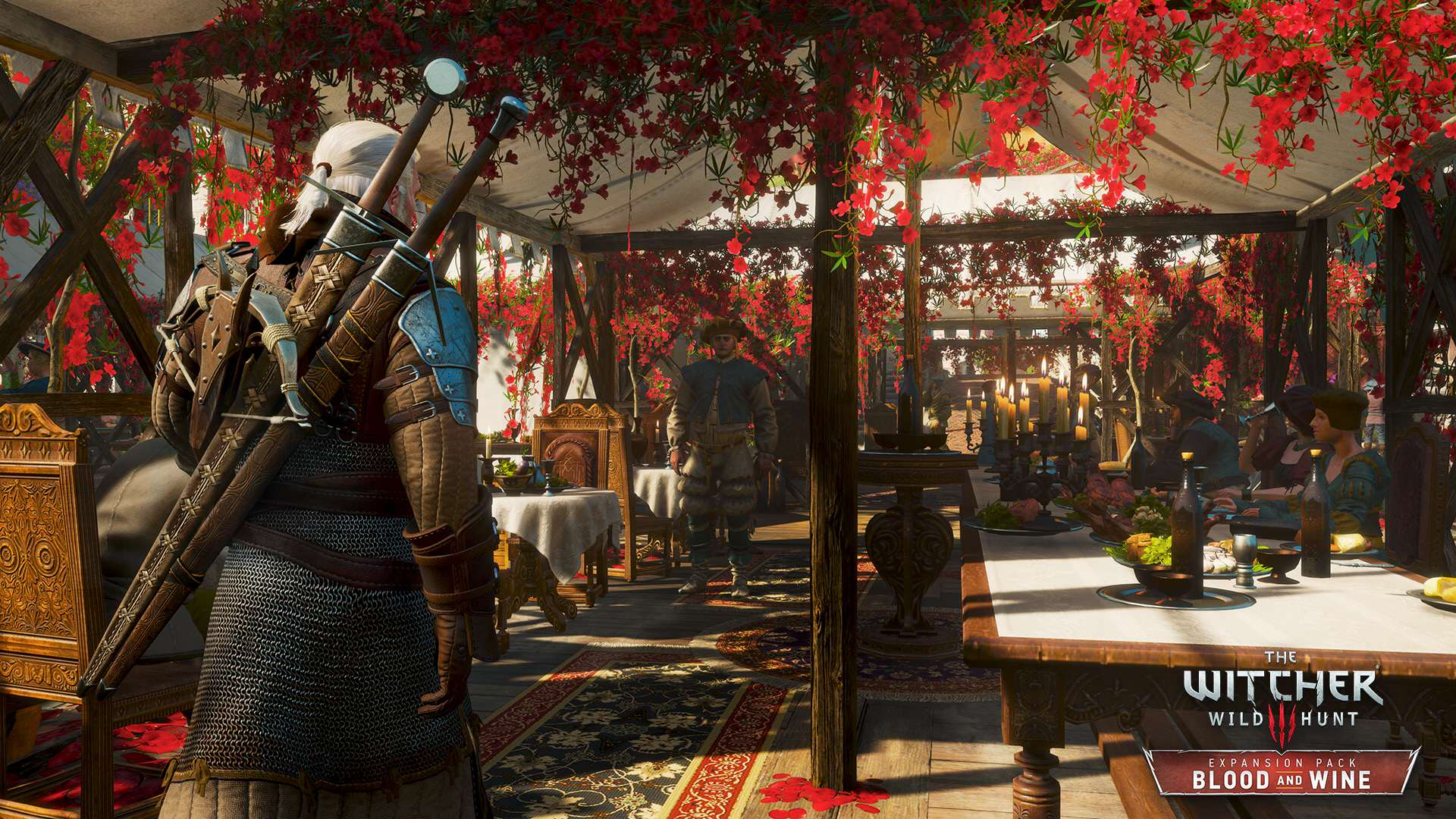 3052433 the witcher 3 wild hunt blood and wine beauclair is all kinds of fancy rgb en Gorgeously Gory Trailer For Witcher 3s Blood And Wine DLC Drops