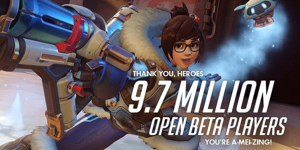 3061912 ow Overwatch Beta Smashes All Expectations For Blizzard