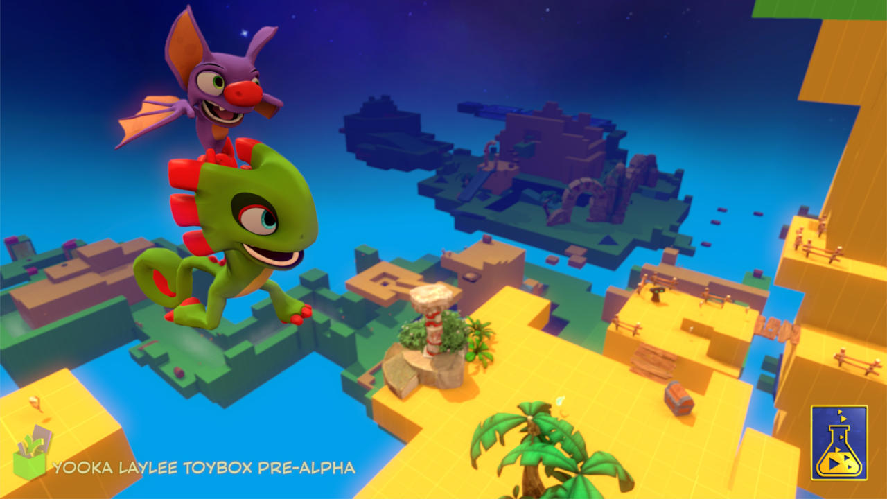 Banjo Kazooie Successor Yooka Laylee Gets Awesome New Screens 3065491 y3