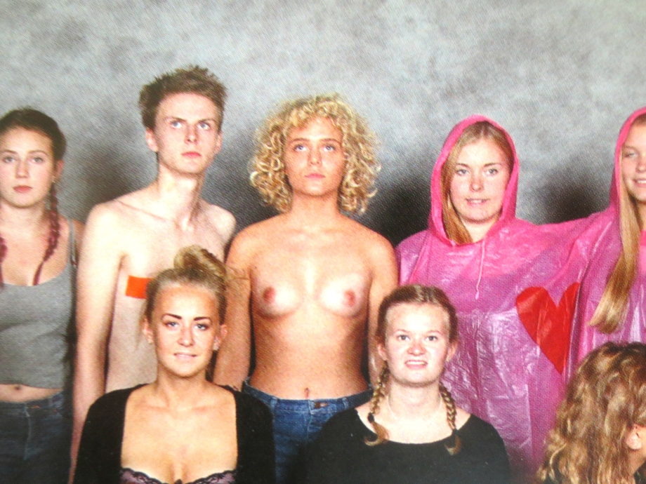 35758 img 8602 Swedish Student Defends Her Topless Yearbook Photo