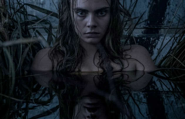 39045509573d3940ed5d273c52441cca Cara Delevingne Got Naked And Walked In Forest For Suicide Squad