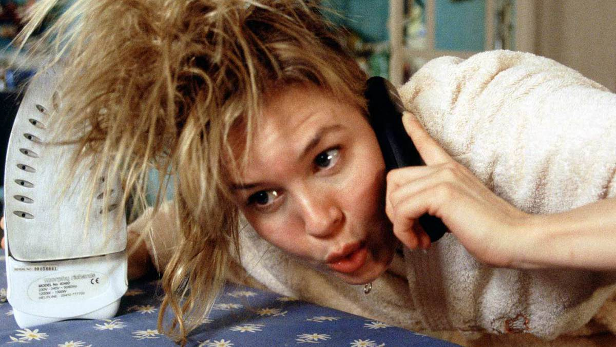 How To Tell If The Film You're Watching Is A Rom Com Bridget Jones1