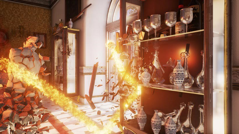 DangerousGolf Burnout Creators New Game Dangerous Golf Looks Absolutely Ridiculous