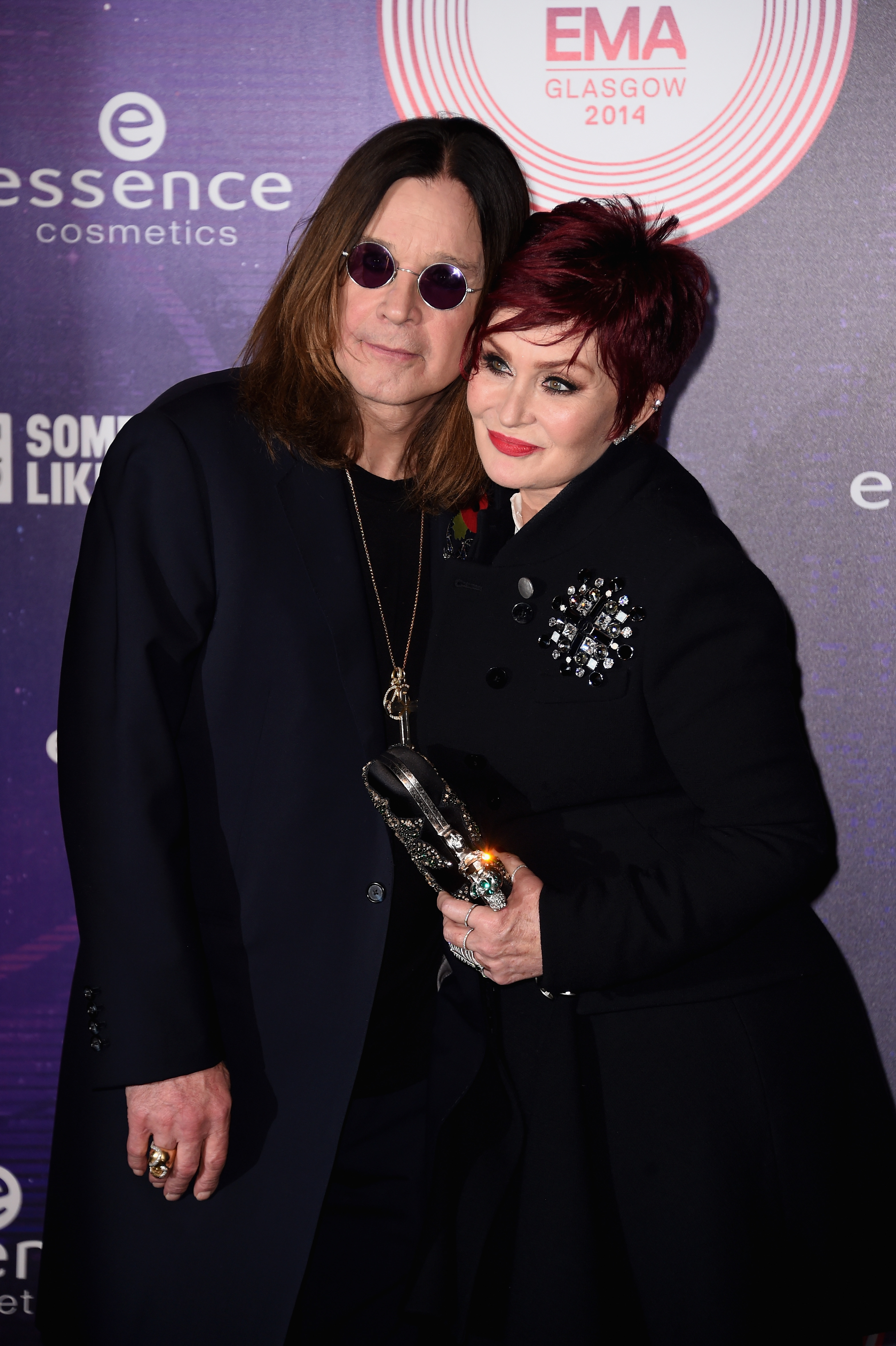 GettyImages 458701784 Sharon Osbourne Confirms Split, Doesn't Know If She Can Forgive Ozzy