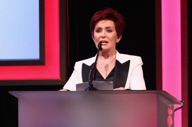 GettyImages 515326488 640x426 Sharon Osbourne Confirms Split, Doesn't Know If She Can Forgive Ozzy