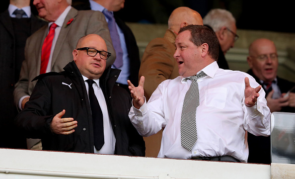 Newcastles Relegation Is Bad For The Premier League, And Heres Why Mike Ashley Ian Horrocks Getty