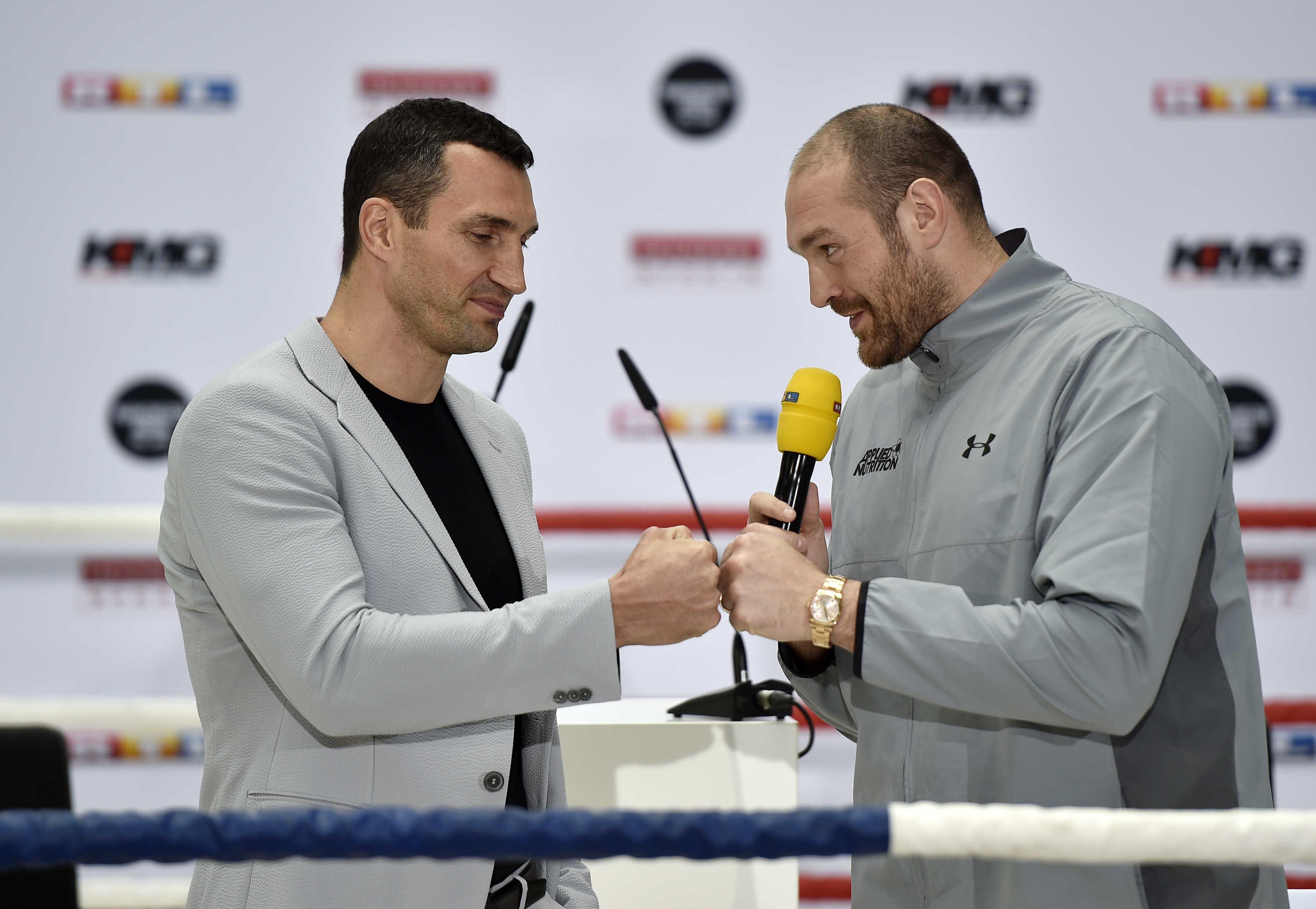 Tyson Fury Reveals His Astounding Thoughts On Jews, Rape, LGBT And Bestiality PA 26185679