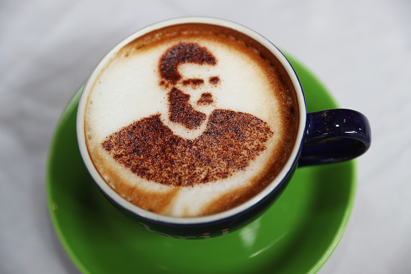 Vardyccino The City Of Leicester Has Gone All Out Supporting The Club