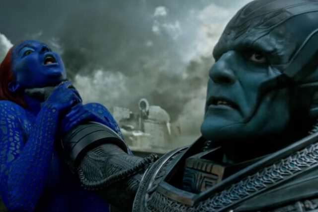X Men Apocalypse Oscar Isaac 640x426 X Men: Apocalypse Is A Solid If Thoroughly Average Superhero Film