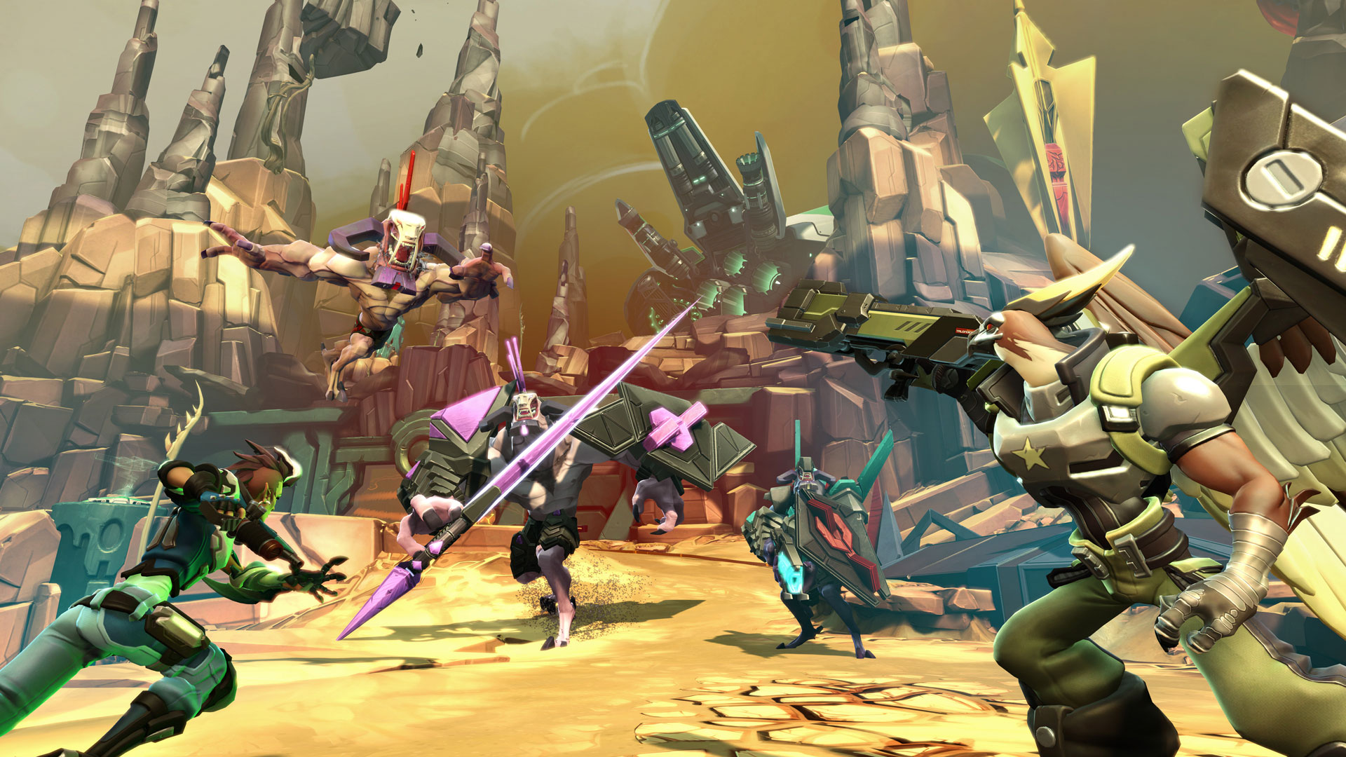 Battleborn Is A Collection Of Cool Ideas That Never Quite Gel battleborn ss 19