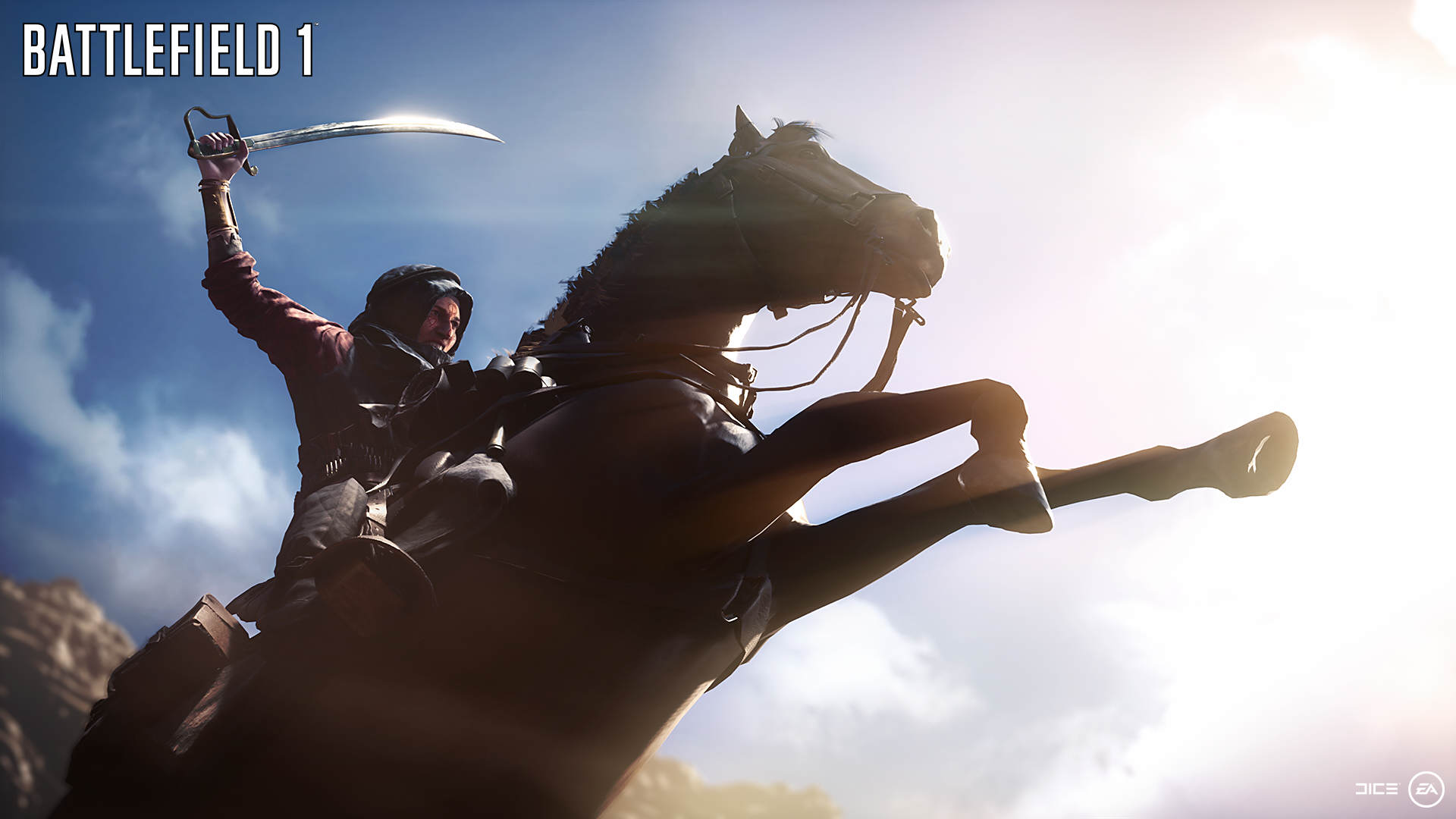 battlefield1 reveal 02 Battlefield 1 Announced, Takes Franchise Back To WW1