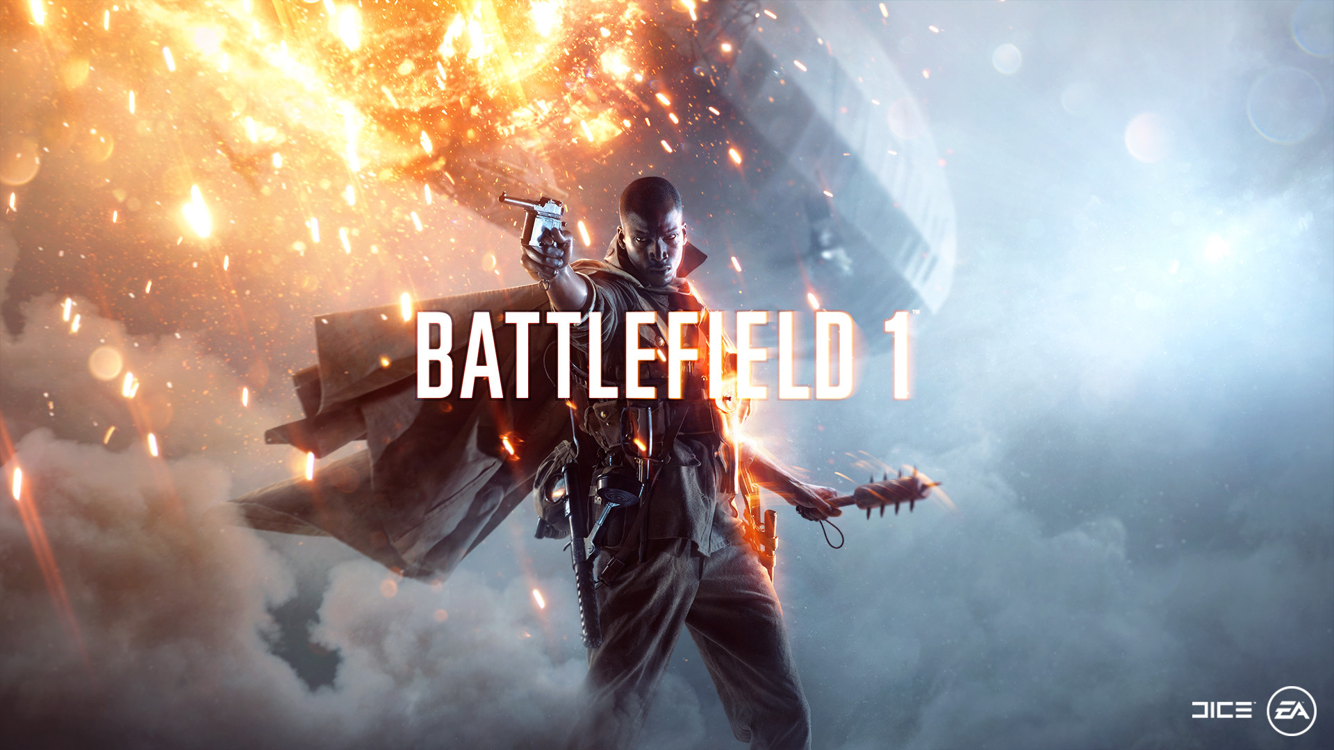 EA Discuss The Incredible Reaction To Battlefield 1 Reveal battlefield 1