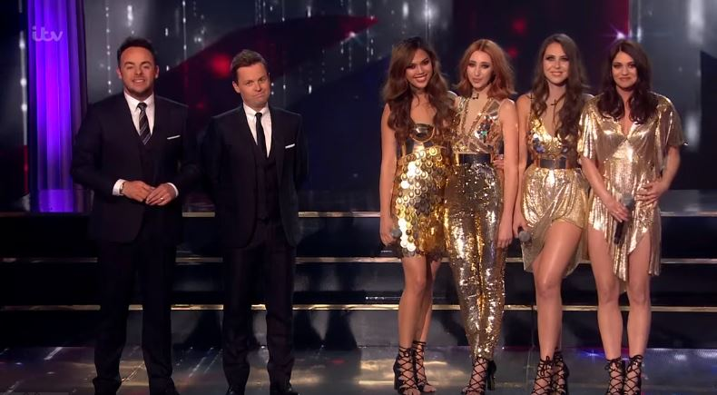 bgt 1 1 Britains Got Talents Dec Criticised For Creepy Girl Group Comment