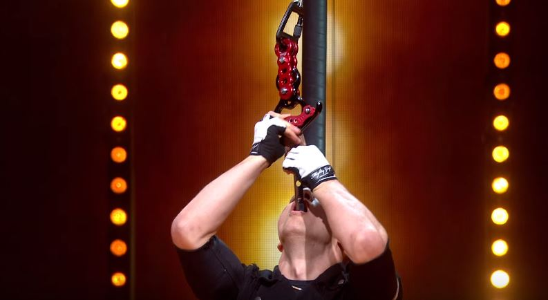 bgt 1 Britains Got Talent Star Banned For This Death Defying Act