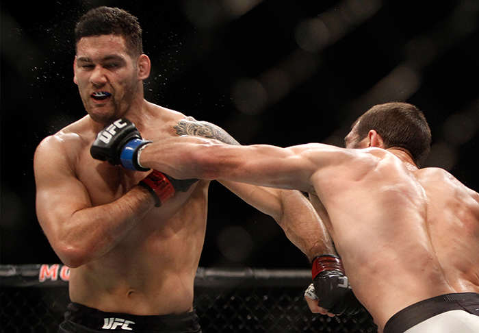 bisp1 Chris Weidman Out UFC 199, Michael Bisping Wants In
