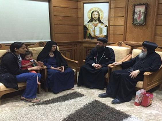 Woman Forced To Undergo Brutal Punishment From Game Of Thrones coptic christian woman egypt