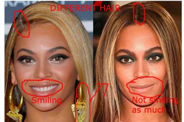 edited beyonce 1 810x1024 640x426 Some People Are Convinced That Beyoncé Is Dead And Was Replaced By A Clone