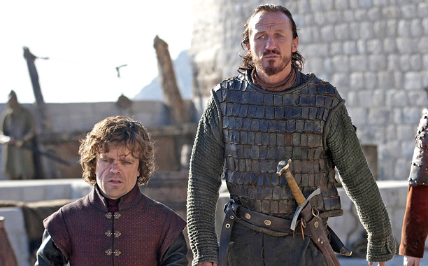 game of thrones tyrion and bronn These Game Of Thrones Actors Had Some Interesting Early Roles