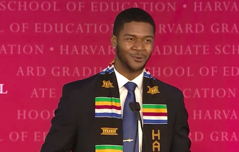 grad3 Harvard Students Incredibly Emotional Graduation Speech Has Gone Viral