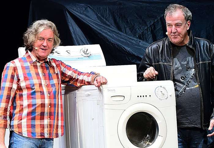 grand tour1 Jeremy Clarkson And James May Host Hilarious Facebook Q&A