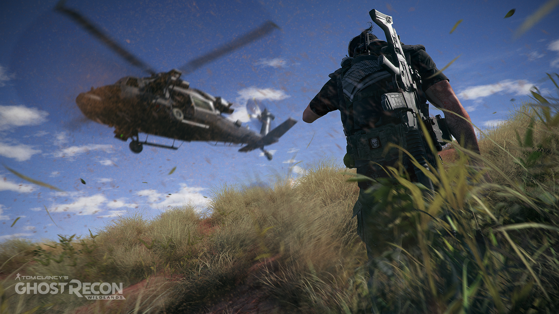 grw screen e3 3 208986 New Ghost Recon Wildlands Trailer Drops With Tons Of Info
