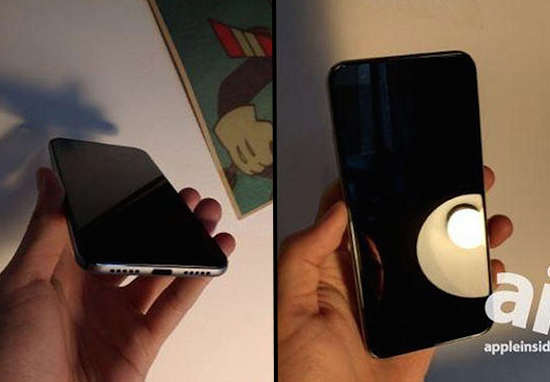 New Leaked Photos Seem To Show iPhone 7 Rumours Are True iphonetop