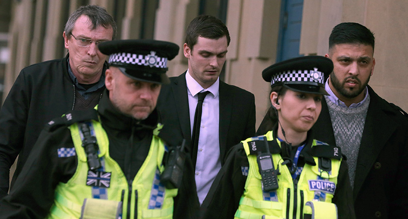 johnson fb thumb Adam Johnson Starts Prison Football Team With Other Paedos And Perverts