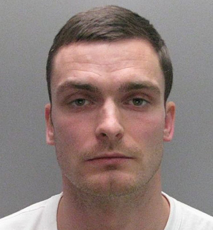 johnson1 Adam Johnson Attacked In Jail After Getting Cocky With Other Inmates